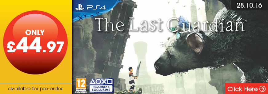The Last Guardian Pre Order