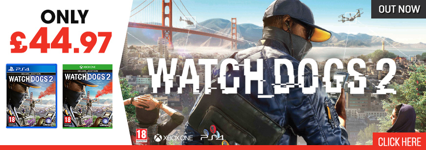 Watch Dogs 2 OUT NOW