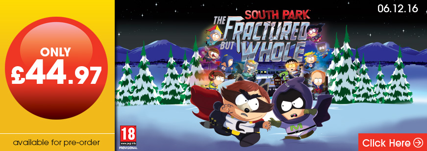 South Park: Fractured, But Whole Pre Order