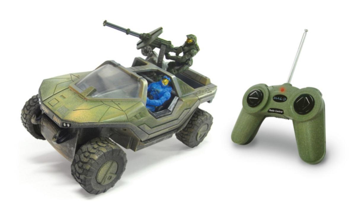 Halo Remote Control Warthog