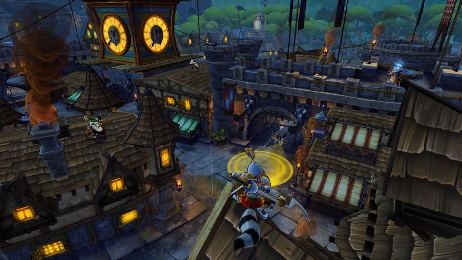 Sly Cooper Gamestop