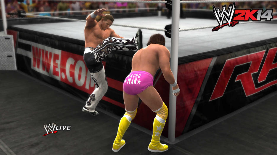 WWE 2K14