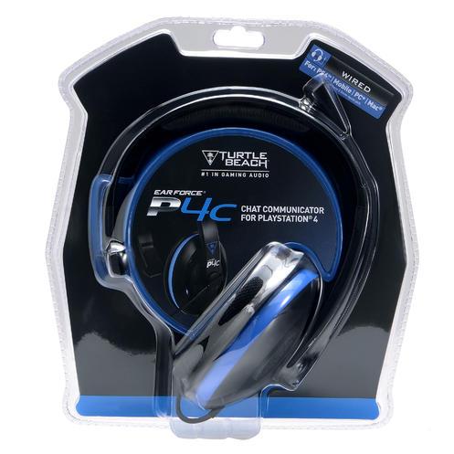 Turtle Beach P4c Headset