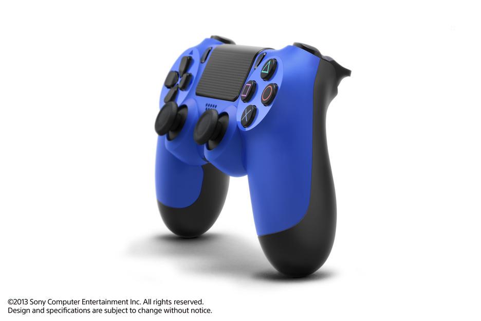 Dualshock 4 Wireless Controller Wave Blue