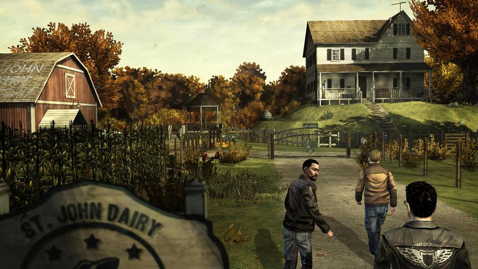 The Walking Dead GOTY Edition