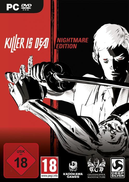 Killer Is Dead: Nightmare Edition