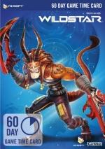 Wildstar 60 Day Time Card