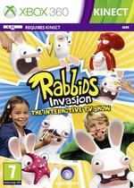 Rabbids Invasion: the Intractive TV Show