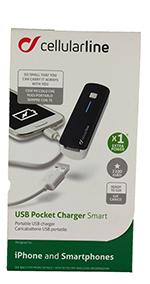 Cellularline: USB Pocket Charger