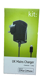 Kit - Mains Charger iPhone 6