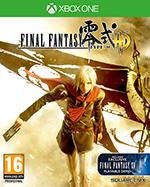 Final Fantasy Type 0 - Steelbook Edition