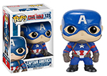 POP! Civil War: Captain America