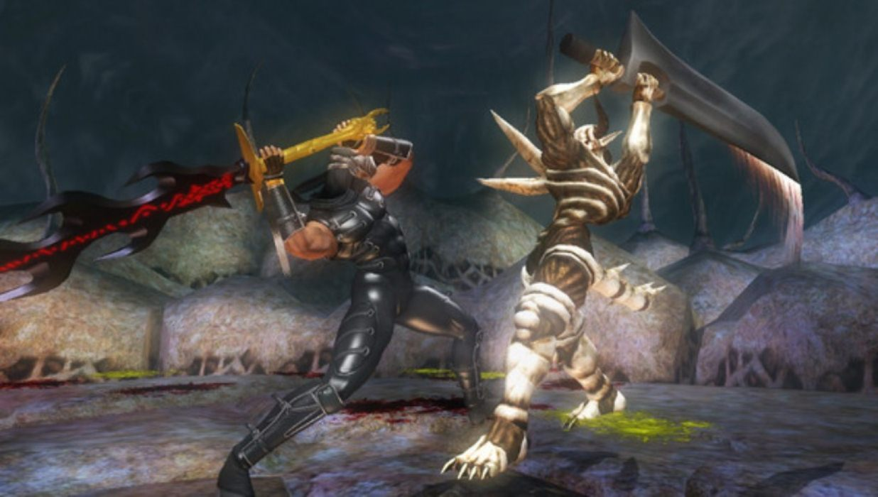 top 5 ninja gaiden gamestop