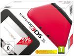 3DS XL - Red + Black