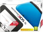 3DS XL - Blue + Black